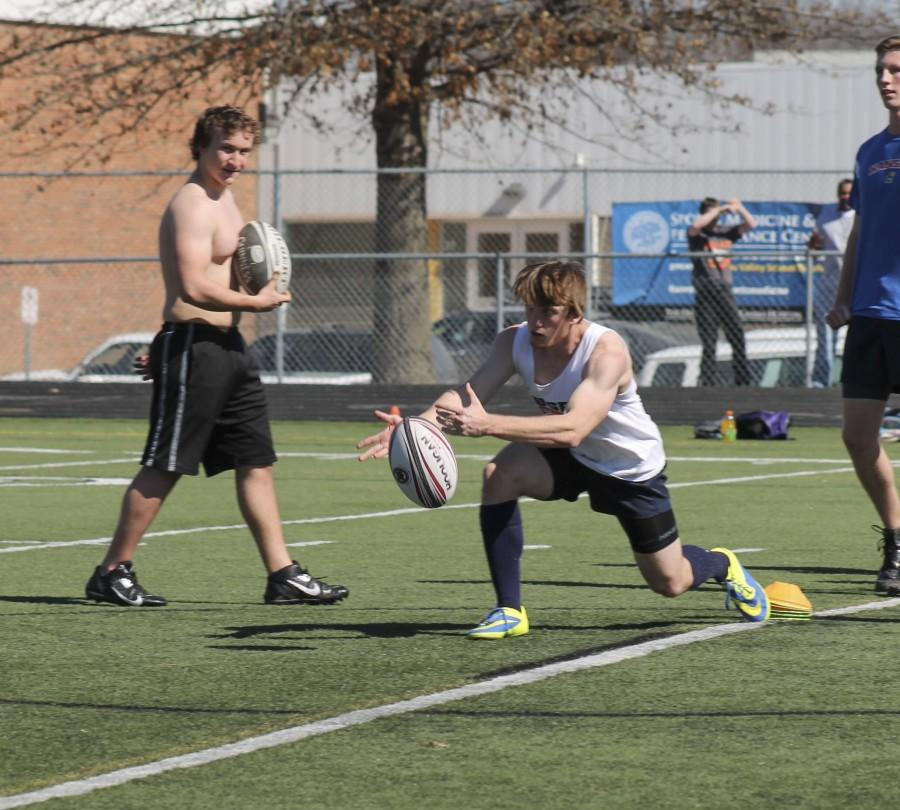 BV Tiger News : A League Of Their Own: Rugby Team Competes