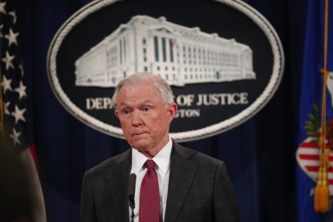 Sessions Steps Aside