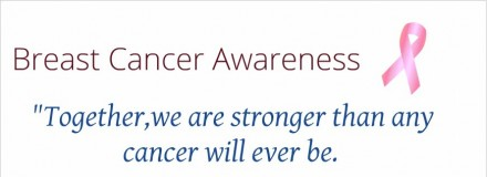 Staffer reflects on personal experiences during Breast Cancer Awareness Month