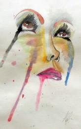 Let's Get Artsy: Sophomore artist creates paintings, sells art online