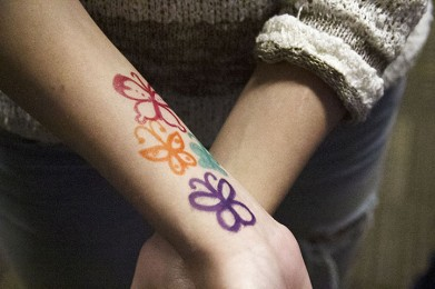 Behind the Scars: Anonymous student shares personal battle with self-harm, depression