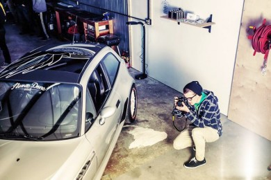 Capturing Cars: Junior finds passion with automotive photography, hired to take pictures of expensive cars
