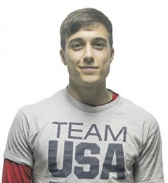 Kickin' It: Senior wins first in nation, harbors Olympic aspirations
