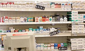 CVS Pharmacy stop selling tabacco products- DC