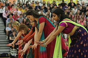 Celebrating Cultures: Diversity leaders opt for alternative to annual assembly