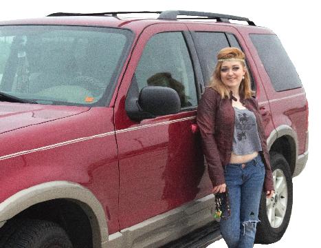 Senior plans to take solo road trip across the US