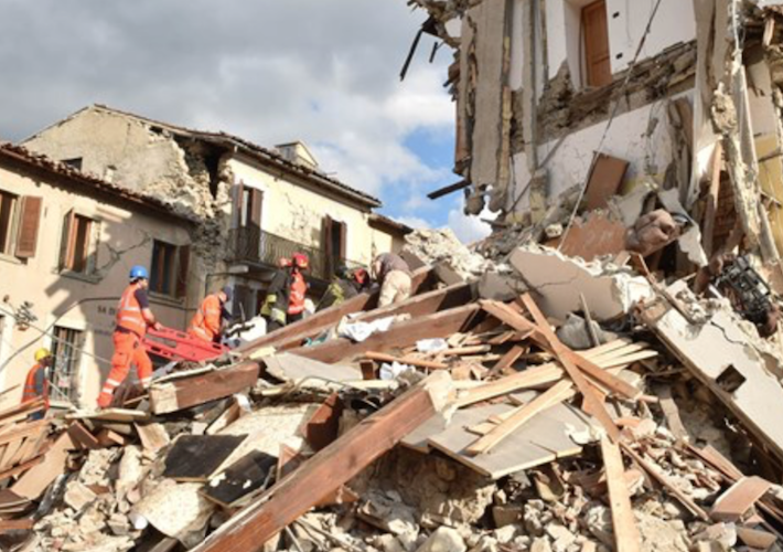 Earthquake in Italy kills hundreds, leaves towns devastated
