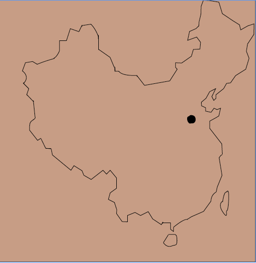 China to Kansas