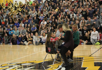 Winter Sports and Activities Assembly