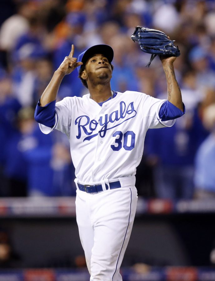 Kansas+City+Royals+pitcher+Yordano+Ventura+reacts+to+the+third+out+in+the+seventh+inning+against+the+San+Francisco+Giants+in+Game+6+of+the+World+Series+at+Kauffman+Stadium+in+Kansas+City%2C+Mo.%2C+on+Tuesday%2C+Oct.+28%2C+2014.+%28Nhat+V.+Meyer%2FBay+Area+News+Group%2FMCT%29