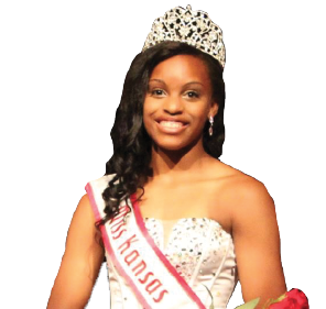 Miss Kansas Junior Queen Teen