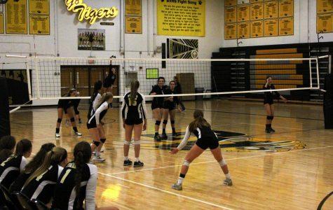 Varsity Volleyball vs BVSW