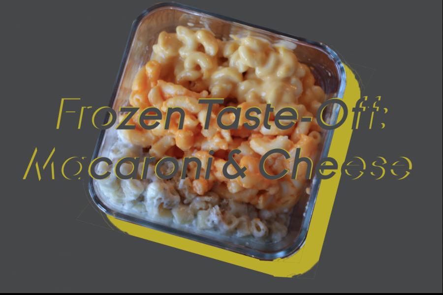 Frozen Taste-Off