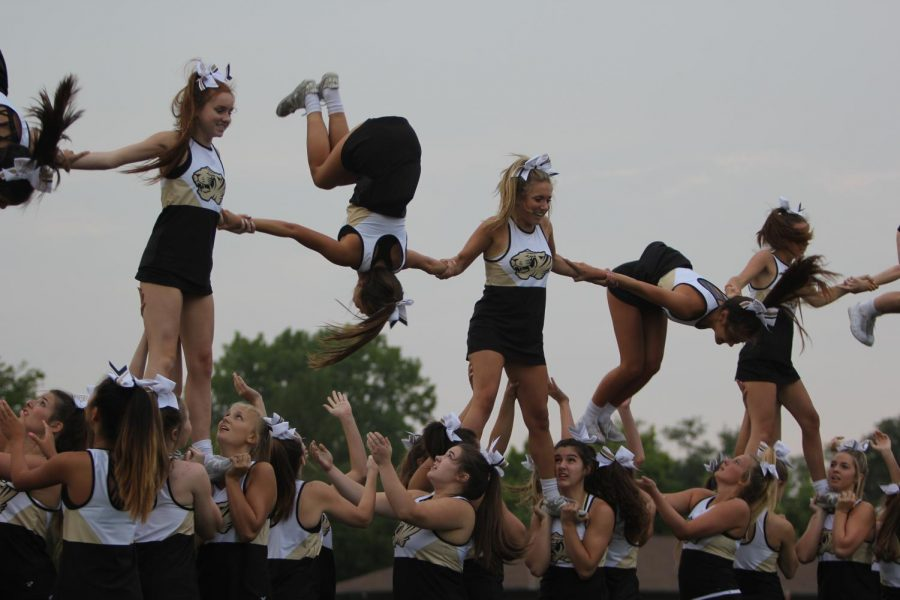 A Critical Change to the BV Cheer Program