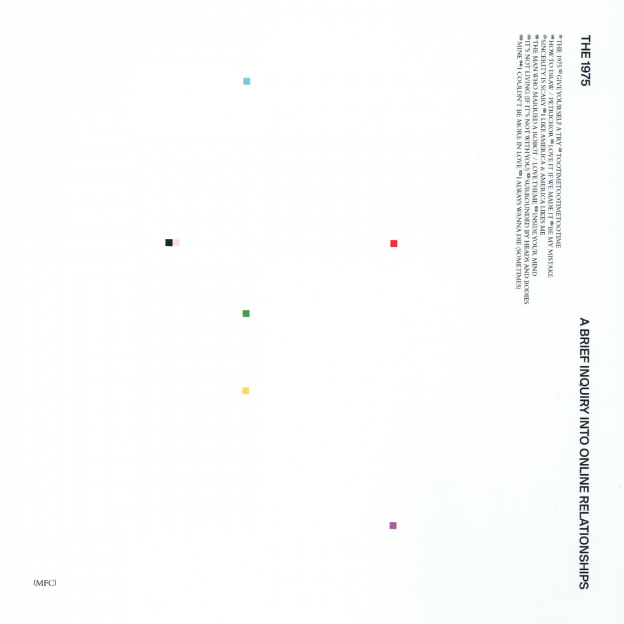 The+1975+Releases+Their+Third+Studio+Album
