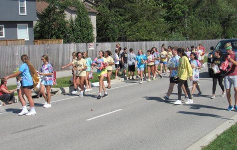 Paving the Parade
