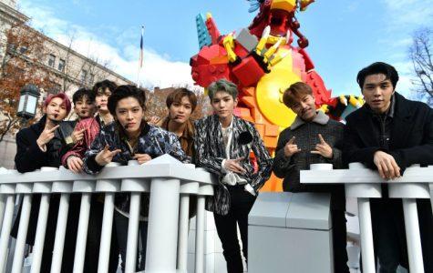 K-pop Groups Create Waves