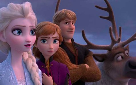 the main characters in Frozen