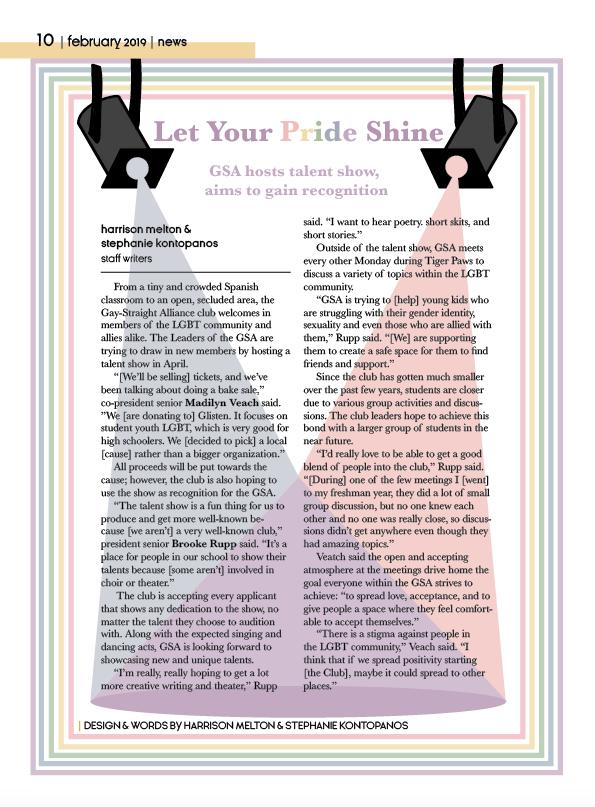 Let Your Pride Shine