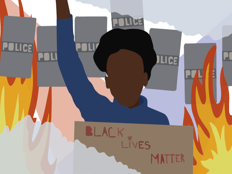 Arrests+Made+After+Saturday+Protest