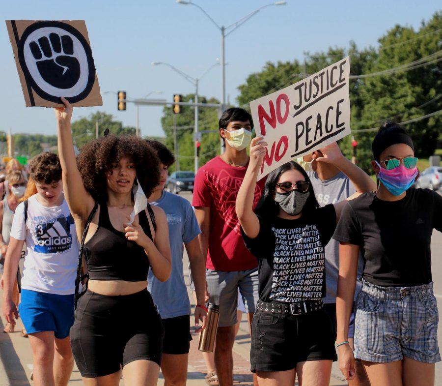 Overland Park Protest