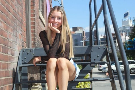 Humans of BV: Nicole Osterlund