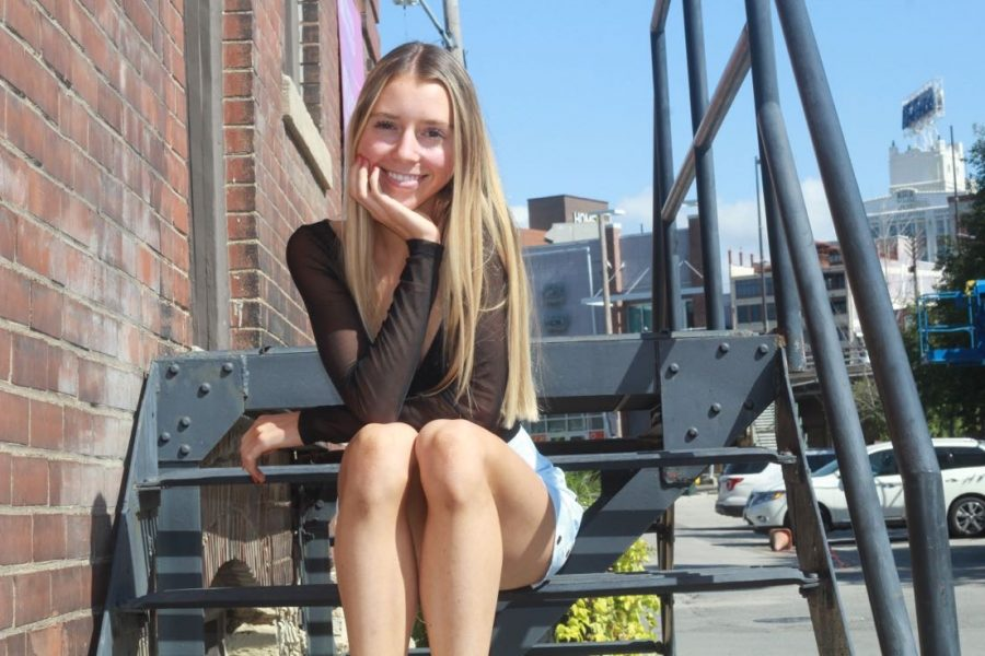 Humans of BV: Nicole Osterlund