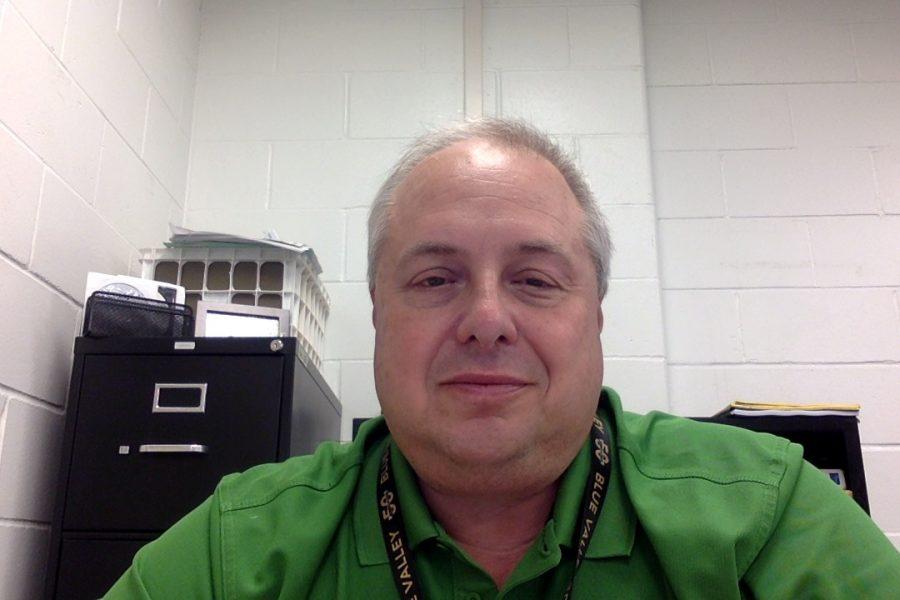 Humans of BV: Mr. Nazworthy