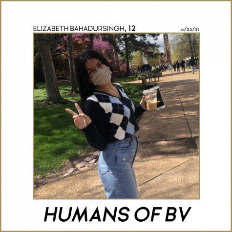 Humans of BV: Elizabeth Bahadursingh
