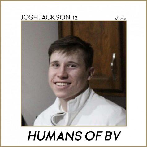 Humans of BV: Josh Jackson