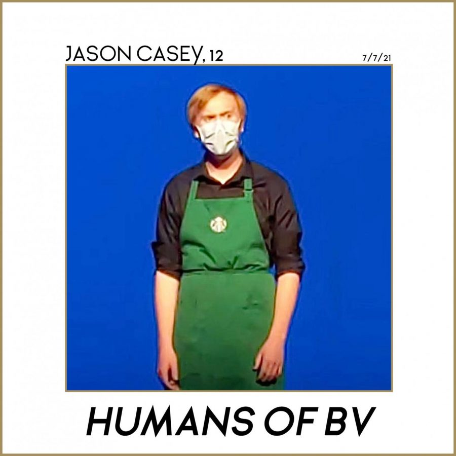 Humans of BV: Jason Casey