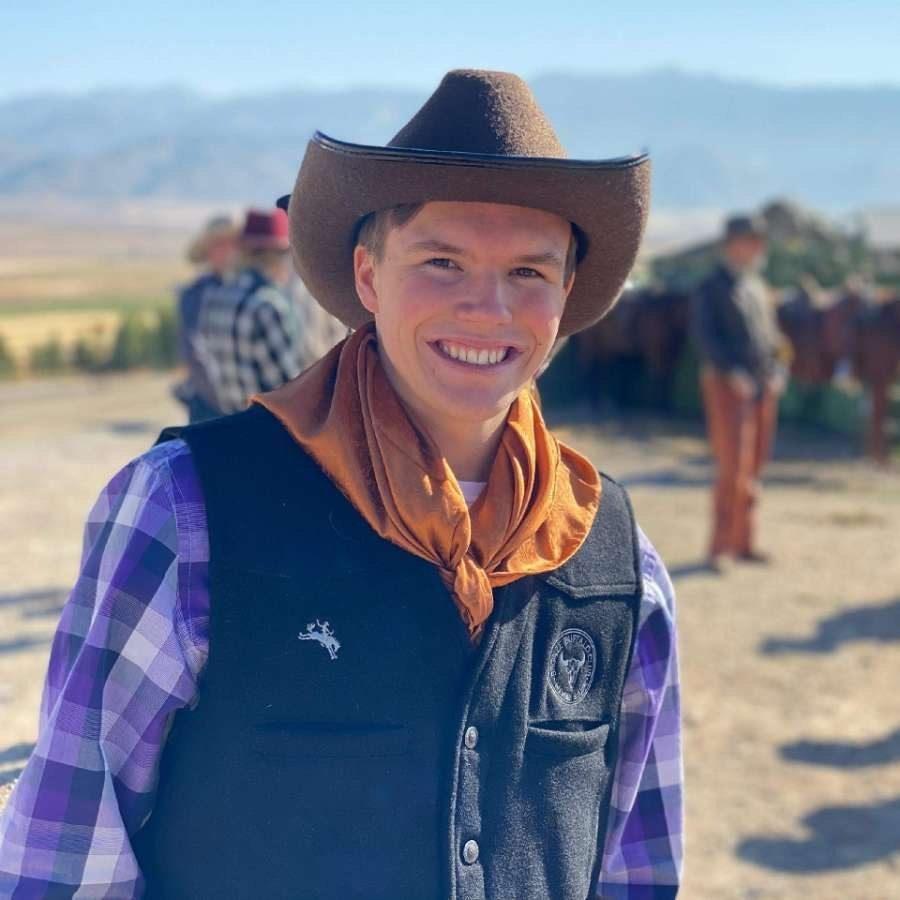 Humans of BV: Caleb Olsen
