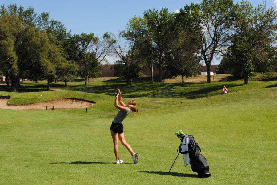 Girls Golf 8/30