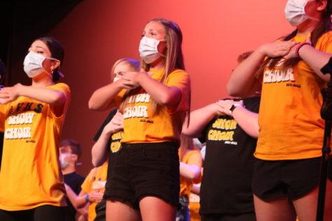 Freshman Class Performances 8/20