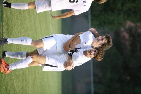 Varsity Boys Soccer 8/27