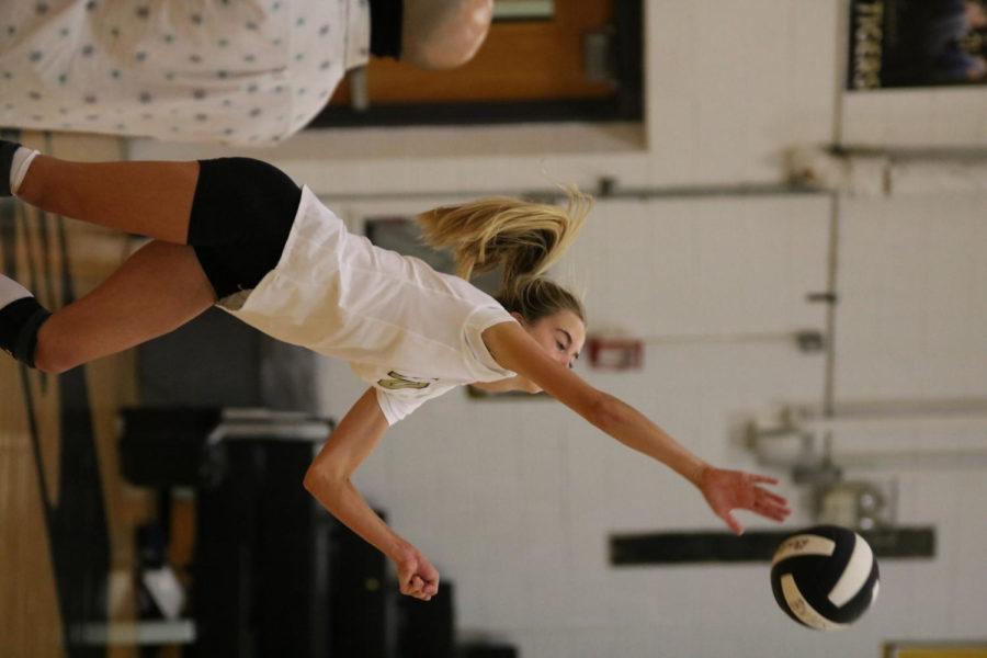 Girls Volleyball 8/31
