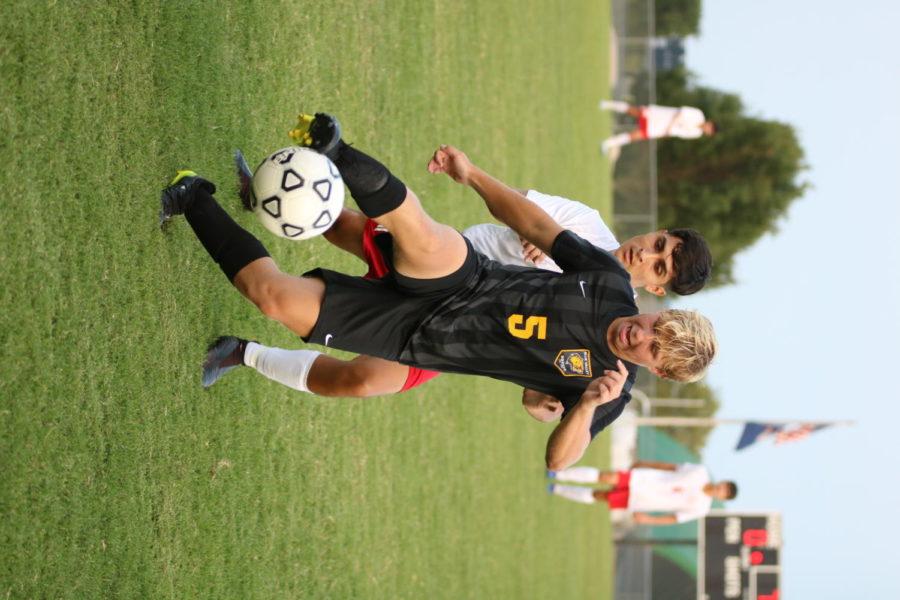 Varsity Boys Soccer 9/1