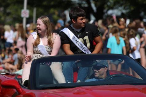 Homecoming Parade 9/17