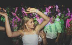 Skills Advance at High School Dance