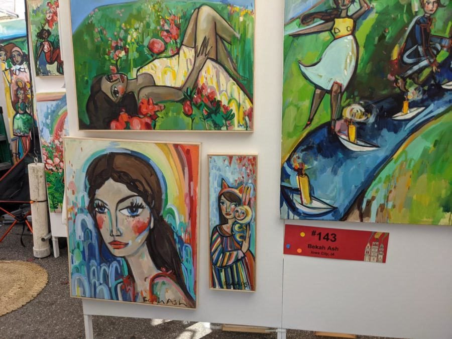 A Look at the Plaza Art Fair